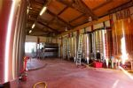 Magneficient vinification cellar of 300 m²