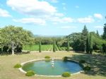 Wine estate's park. Located in Languedoc. Up for sale