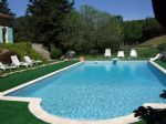 Hunting ground with pool located nearby Limoux