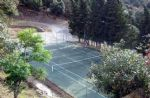 Hunting ground with tennis court purchase